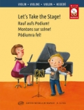 Let's Take the Stage! + CD - Easy Repertoire Pieces for Young Flutists /14991/