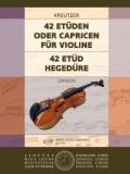 42 Etudes or Caprices /2560/