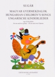 Hungarian Children's Songs for One and Two Guitars /7592/