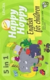 Happy Hoppy - English for Children: komplet