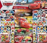 Disney: Cars /Autá/ - Super Sticker Set (500)