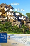 Mauricius, Réunion a Seychely - Lonely Planet /CZ/