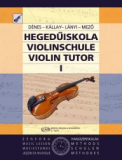 Mező: Violin Tutor 1. /5235/
