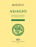 Adagio for Violoncello and Piano /14895/