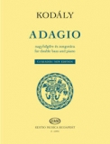 Adagio for Double Bass and Piano /14896/