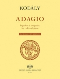 Adagio for Violin and Piano /14911/