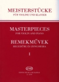 Masterpieces 1 - Album for Violin and Piano /3199/