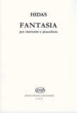 Fantasia per clarinetto e pianoforte /4719/