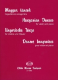 Hungarian Dances for Violin and Piano /8293/