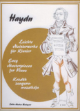 Haydn: Easy Masterpieces for Piano /13211/