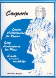 Couperin: Easy Masterpieces for Piano /13495/