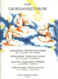 Hungarian Christmas Songs for 2 (3) Violins - for Beginners /14093/