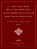 Easy Renaissance Music for Guitar/14733/