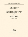 Szőllősy: Sonata for Solo Violin /14885/