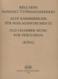 Early Chamber Music for Percussion /8951/