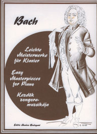 Bach: Easy Masterpieces for Piano /13197/