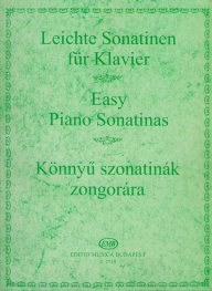 Easy Piano Sonatinas /2719/
