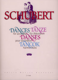 Schubert: Dances for Accordion /14566/