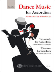 Dance Music for Accordion - Seven Original Solo Pieces /14923/