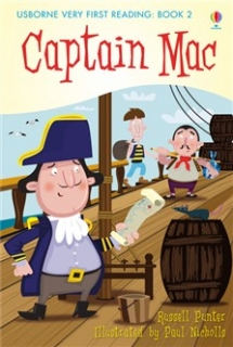 Captain Mac - Very First Reading Book 2