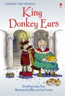 King Donkey Ears - First Reading Level 2
