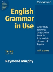 English Grammar in Use with Answers 3rd edition