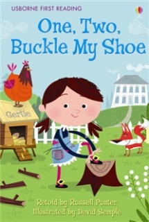 One, Two, Buckle My Shoe - First Reading Level 2
