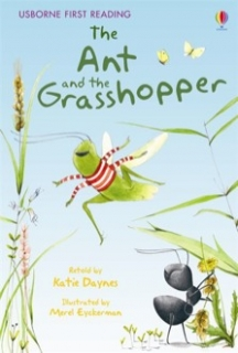 The Ant and the Grasshopper - First Reading Level 1