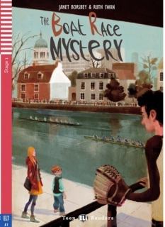 The Boat Race Mystery + CD