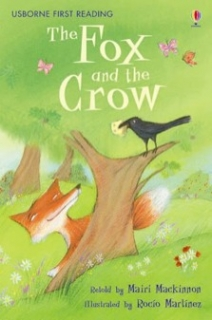 The Fox and the Crow - First Reading Level 1