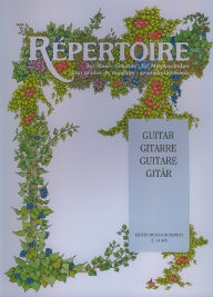 Répertoire for Music Schools - Guitar /14445/