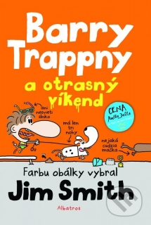 Barry Trappny a otrasný víkend - Barry Trappny 5.