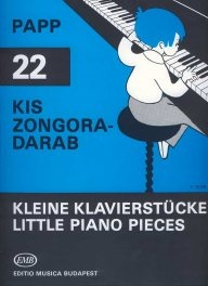 22 Little Piano Pieces /13216/