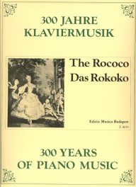 300 Years of Piano Music - The Rococo /8659/