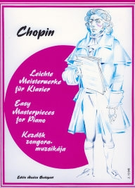 Chopin: Easy Masterpieces for Piano /13348/