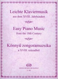 Easy Piano Music from the 18th Century /493/