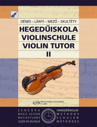 Mező: Violin Tutor 2. /5244/