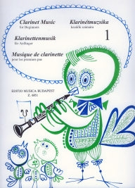Clarinet Music for Beginners 1. /6851/