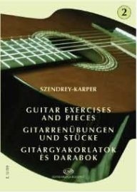 Guitar Exercises and Pieces 2. /12039/