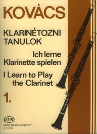 I Learn to Play the Clarinet 1. /12282/