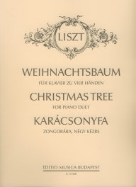 Christmas Tree for Piano Duet /13528/