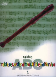 Treble Recorder-ABC /14188/