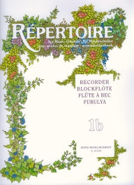 Répertoire for Music Schools - Recorder 1b /14216/