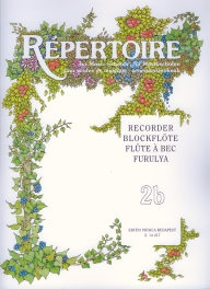 Répertoire for Music Schools - Recorder 2b /14217/