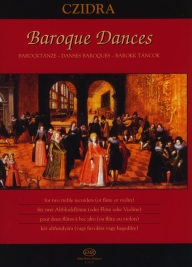 Baroque Dances for Two Treble Recorders (or Flute or Violin) /14276/