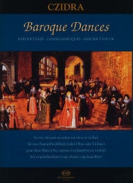 Baroque Dances for Two Descant Recorders (or Oboes or Violins) /14283/