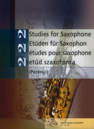 222 Studies for Saxophone /14371/
