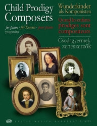 Child Prodigy Composers - for Piano /14773/