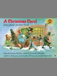 Christma Carol - Easy Piano Picture Book /0571100937/