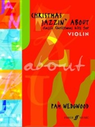 Christmas Jazzin' About - Violin /0571516947/